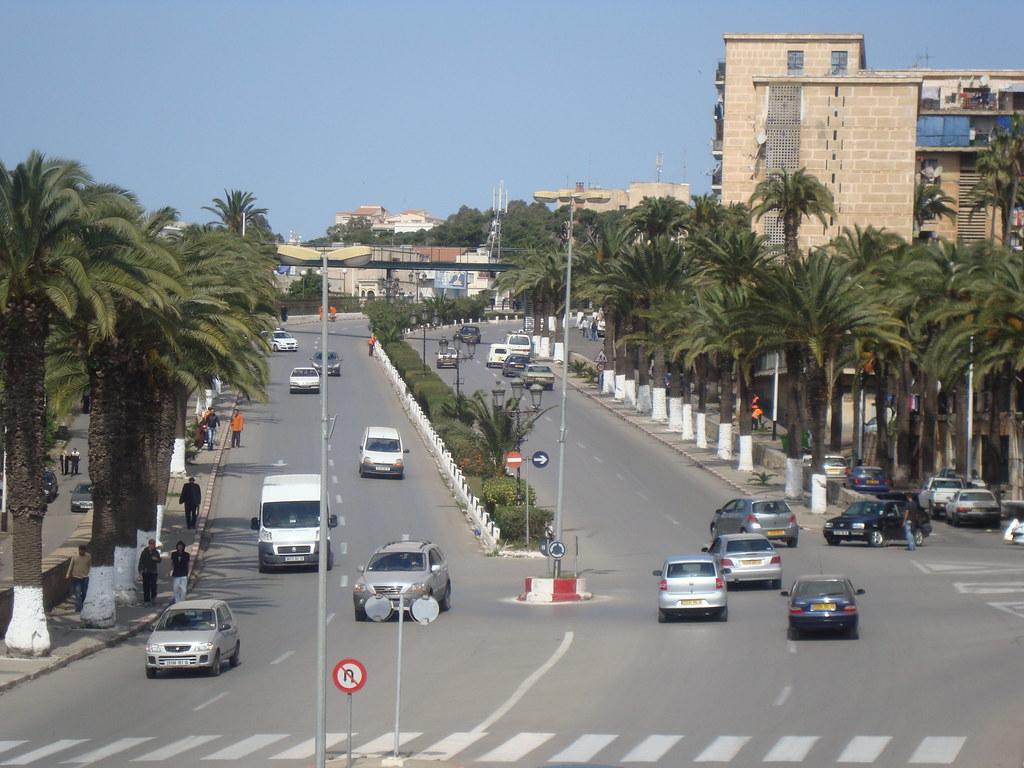 Alger:le clos salembier en 2009