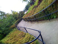 foot path twist