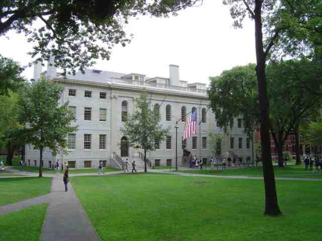 University Hall Harvard U Cambridge Ma Nrhp University