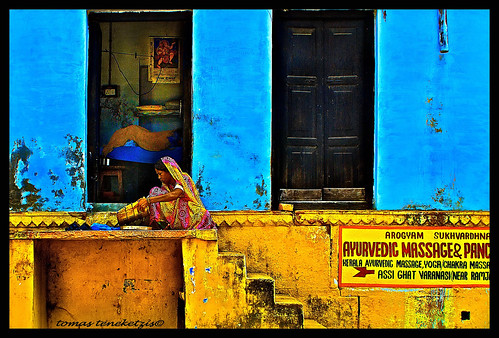 living in India [ II ] _0724-acw2