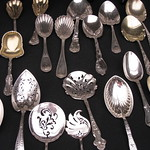 Beautiful Silver Spoons...