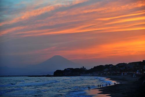 sunset japan kamakura shonan nikond3 gettyimagesjapanq4 gettyimagesjapan13q2