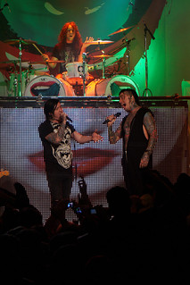 Craig Mabbit and Ronnie Radke Face Off