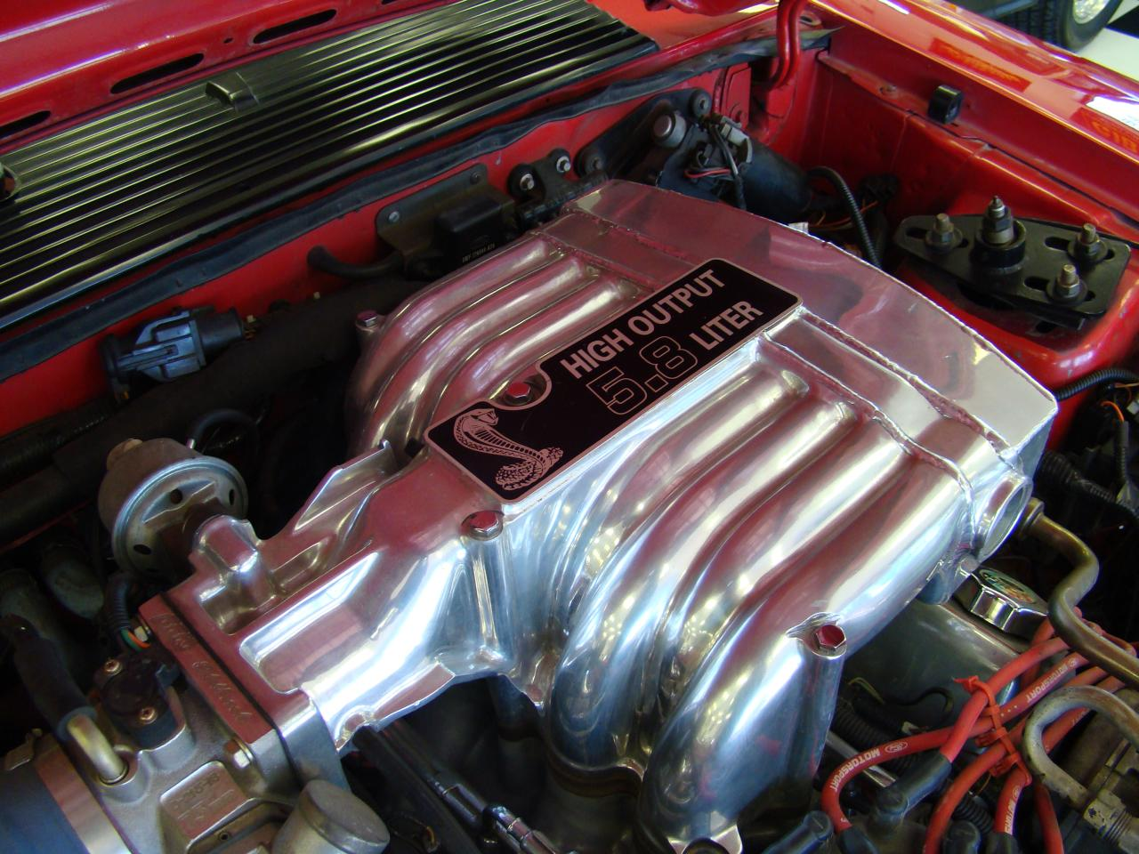 JBA Team Dominator GTA High Output 5.8L V8