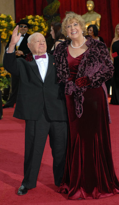 2009 Academy Awards: Mickey Rooney