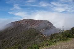 Turrialba Volcano - West Crater Rim