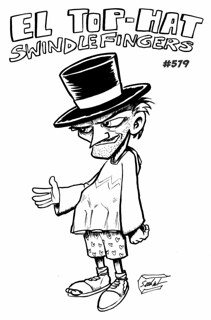#579 - El Top-Hat Swindlefingers