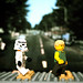 Lego Abbey Road (Explored #79, Thank you!) by squeekerd1