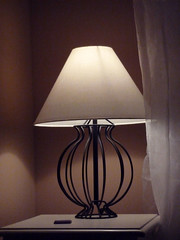 lamp, light fixture, lampshade, light, interior design, lighting,