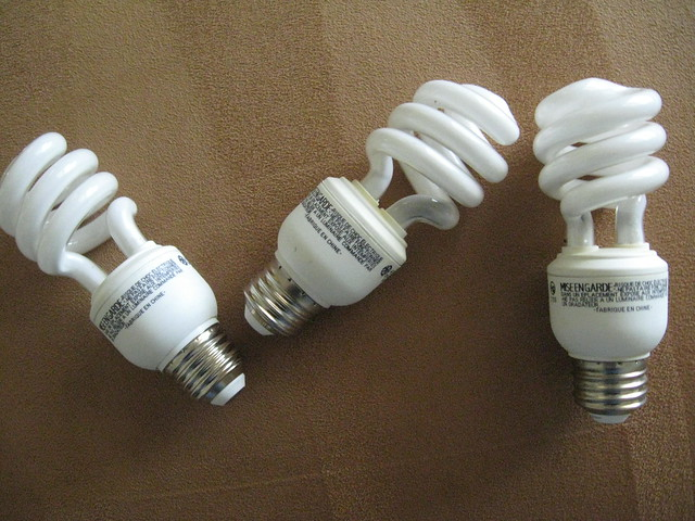 Day 69 - CFL Bulbs