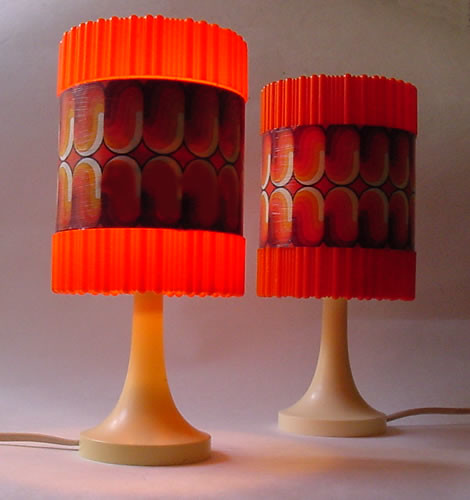 Vintage Retro 50's Table Lamp   Flickr - Photo Sharing!