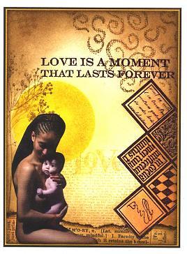 Mothers/Sunday Postcard Art