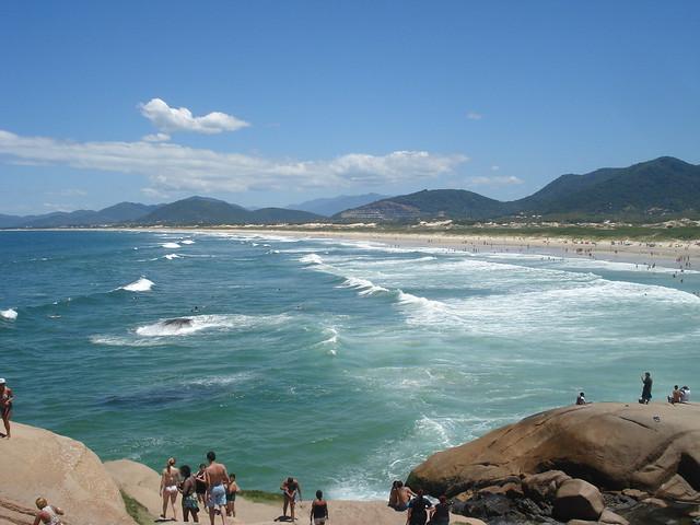 florianopolis beach