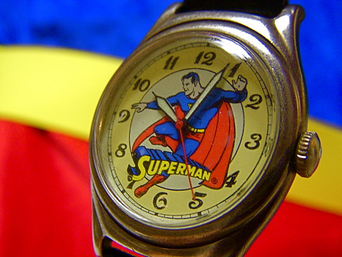 Superman watch