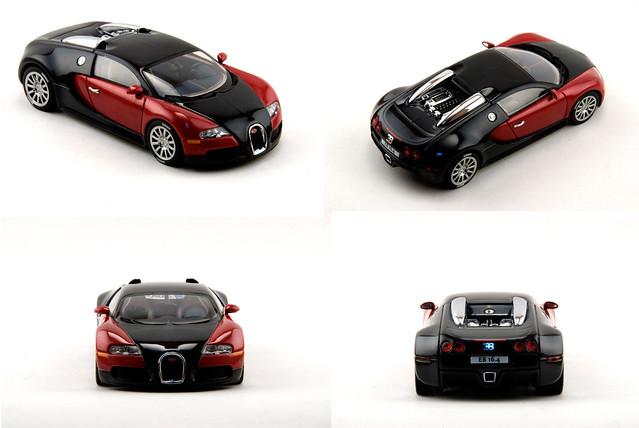 Bugatti Veyron. A dream.