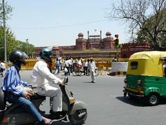 Foto del Fuerte Rojo (Delhi)