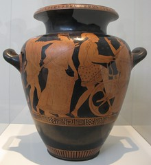 history of ancient greek pottery stamnos pottery classes