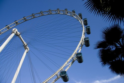 Singapore Flyer - World's Largest Giant Observation Wheel