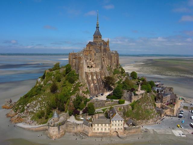 Mont Saint Michel 05/2009