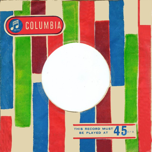 Columbia - UK - 1 - front - early 1960s