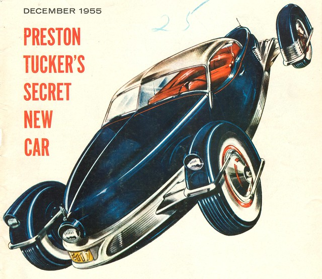 Preston Tucker S Secret New Car The Carioca Flickr