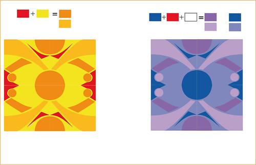 Plastica selva maidana colores calidos y frios ejemplos - Colores frios y colores calidos ...
