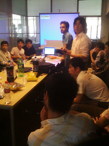 Shanghai Drupal meetup of May