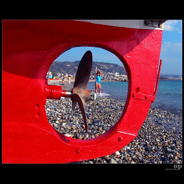 Gallico Marina - Through the Propeller