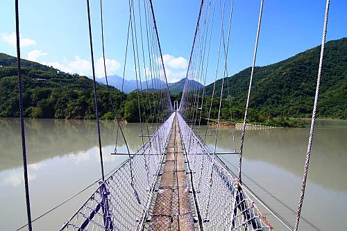 KA96溪口吊橋
