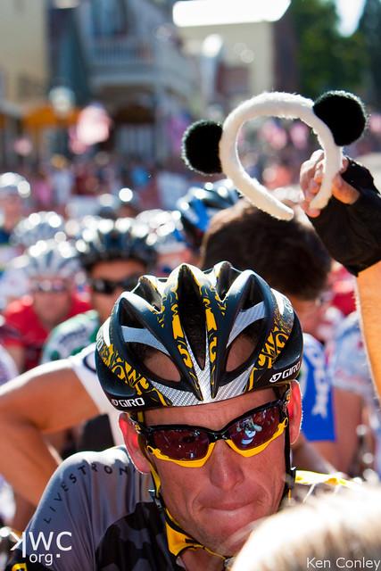 Lance Armstrong, virtual PotW