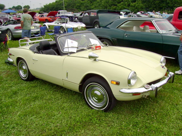 1970 Triumph Spitfire - a photo on Flickriver