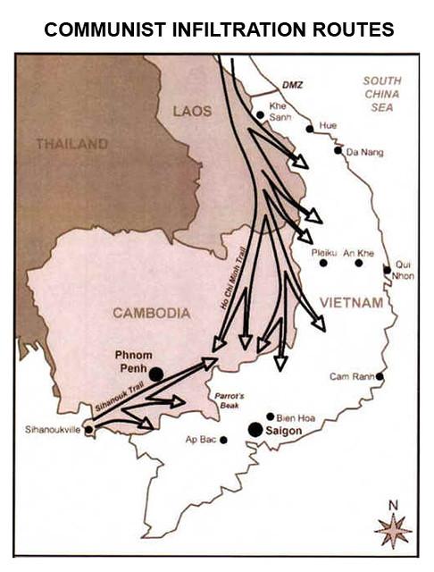 Ho Chi Minh Trail - Đường mòn HCM