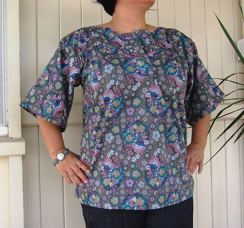 Hot Patterns Metropolitan Good Times Tunic for Julia