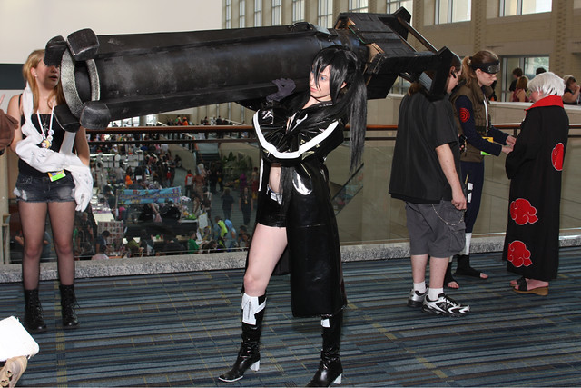 Black Rock Shooter Rock Cannon