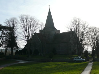 Alfriston Church 1