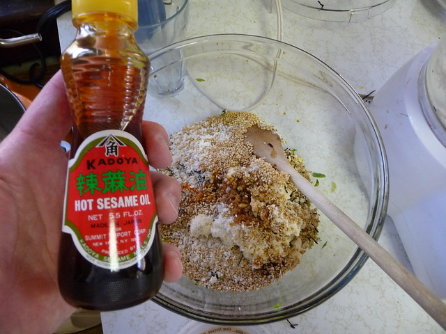 Spicy Sesame Oil | Flickr - Photo Sharing!