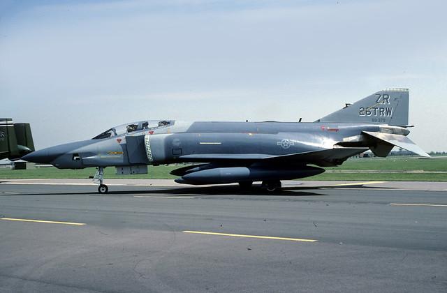 F 4 phantom usaf rf 4c 69 370 raf waddington flickr - Mobel zweibrucken ...