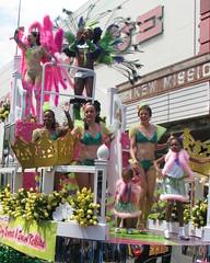 King Everett & Queen Kellita of Carnaval SF Bay Area 2008