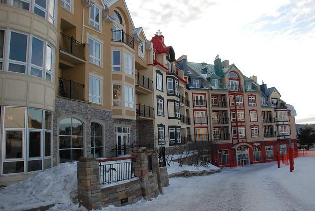 Hotel Mont Tremblant Avec Piscine Et Spa