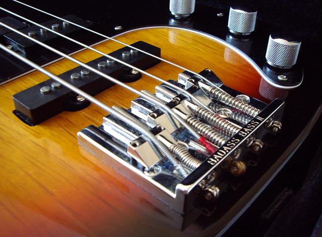 Leo Quan Badass Bass Bridge Iii Yamaha