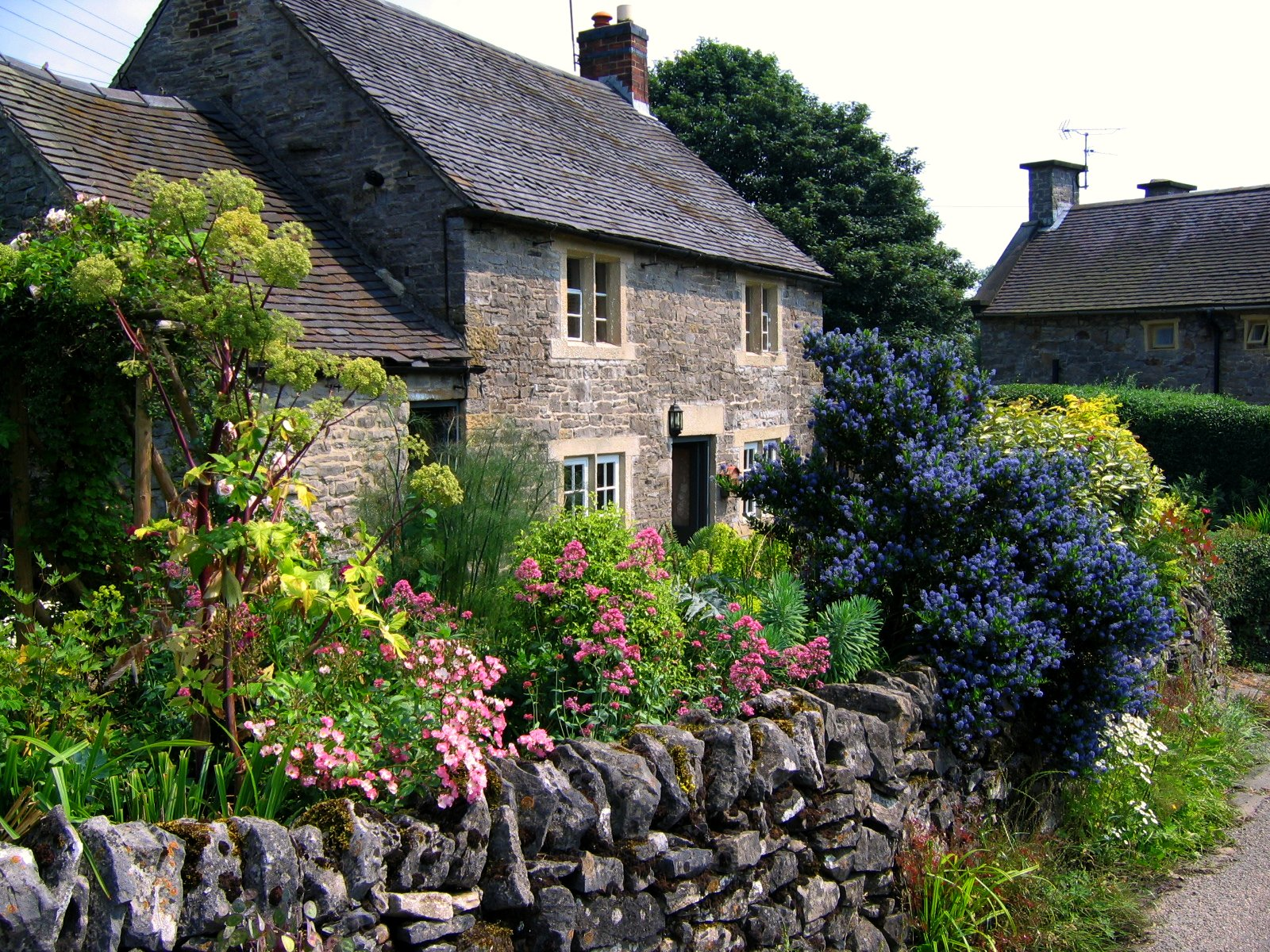 Home garden information center cottages anglais for Photos cottages anglais