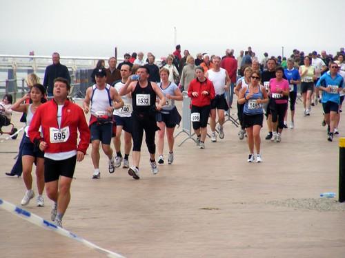 ランニング マラソン ウォーキング