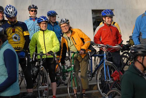 Legislator bike ride at the Oregon Bike Summit-15
