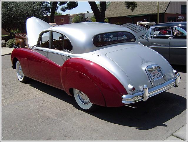 1952 Jaguar - Mark 7   Flickr - Photo Sharing!