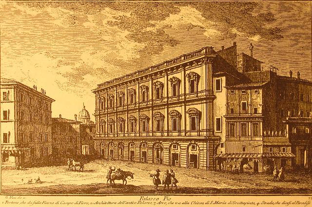 1754 2006 Palazzo Orsini Pio Righetti