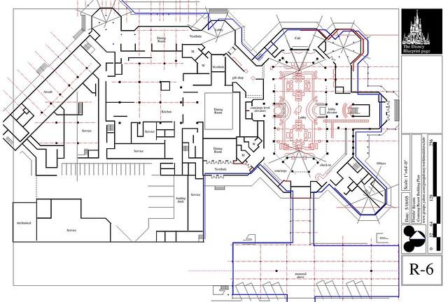Picture Of A Blueprint In A Hotel Joy Studio Design