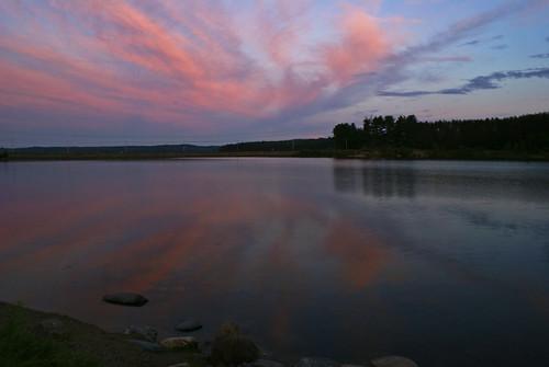 sunset sky reflection natureoutsidenaturalcolorcolorful