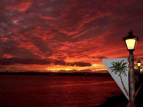 ocean california sunset nature clouds sandiego waterscape