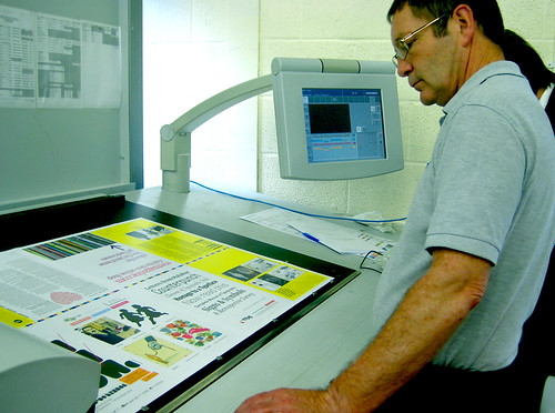 Eye 72 on the Beacon Press scanner