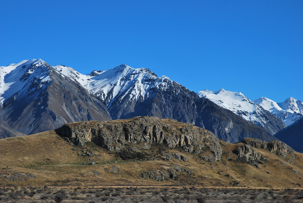 Mt Potts - Rohan Edoras LOTR - South Island - New Zealand 009